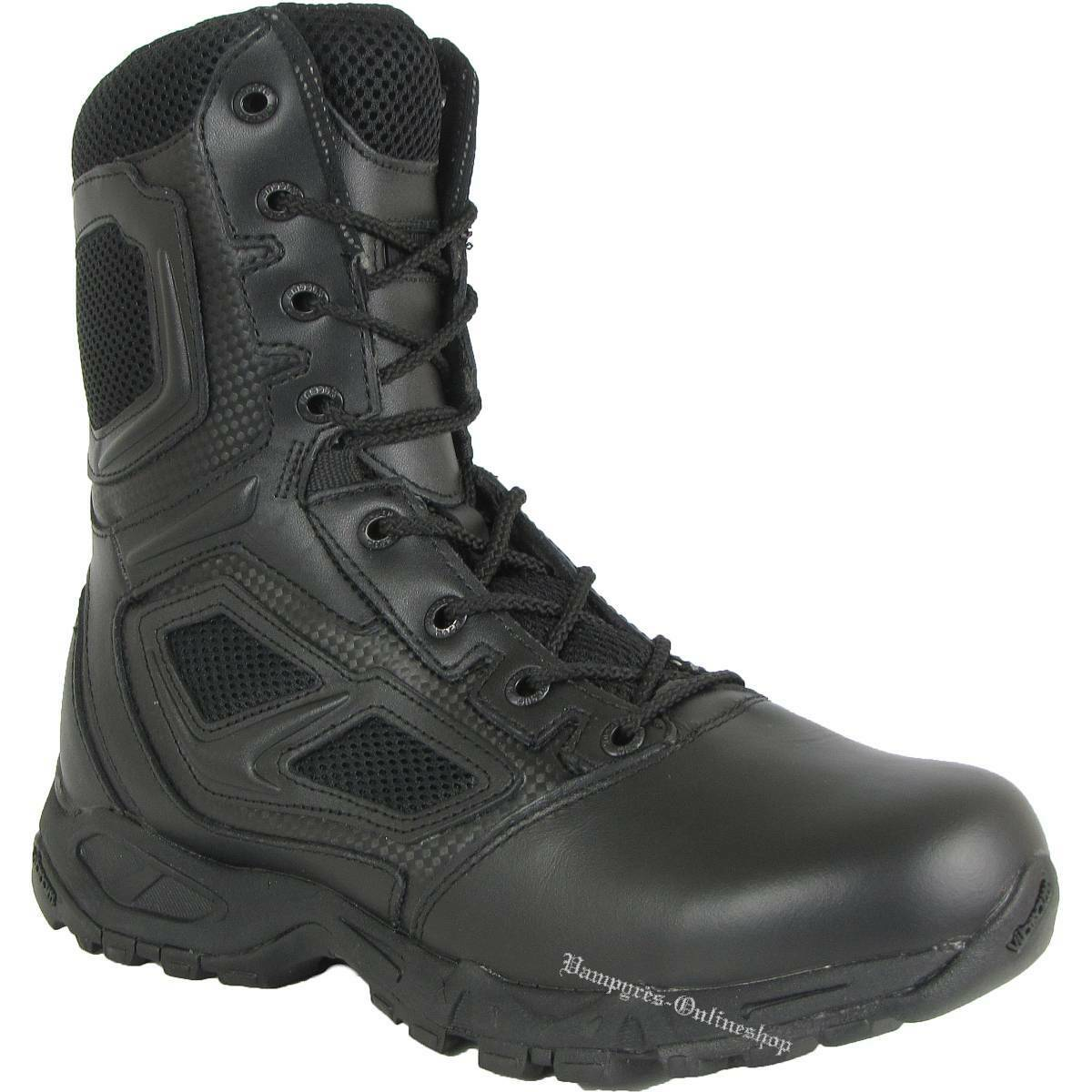 Hi-Tec Magnum elite Spider 8.0 negro zapatos HITEC Security botas negro
