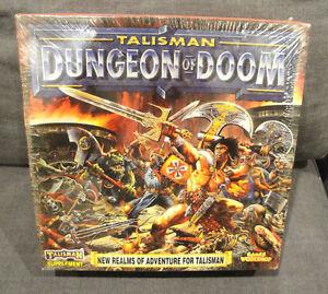 Talisman 2nd Edition Dungeon Expansion Scout Games Workshop Warhammer, d/&d