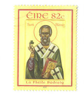 Ireland-St.Patrick fine used 2012-Religion-Saints