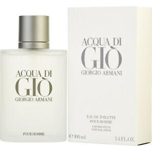 Giorgio Armani Acqua Di Gio 100ml EDT Spray Men
