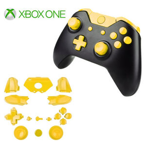 Replacement Custom Buttons Set for XBOX One Controller ...