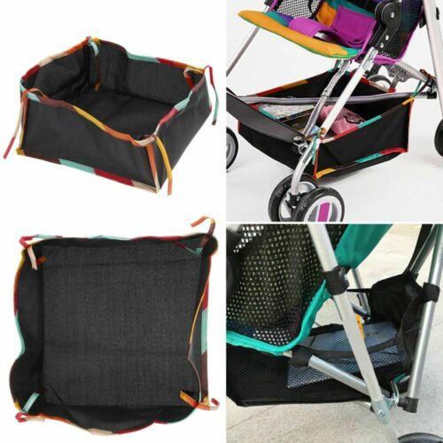 Kinderwagen Aufbewahrungsbeutel Baby Unterkorb Kinderwagentasche Organizer Bunt