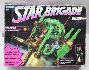 VINTAGE-1993-G-I-JOE-STAR-BRIGADE-INVADER-COBRA-VERY-RARE-NEW-NOS