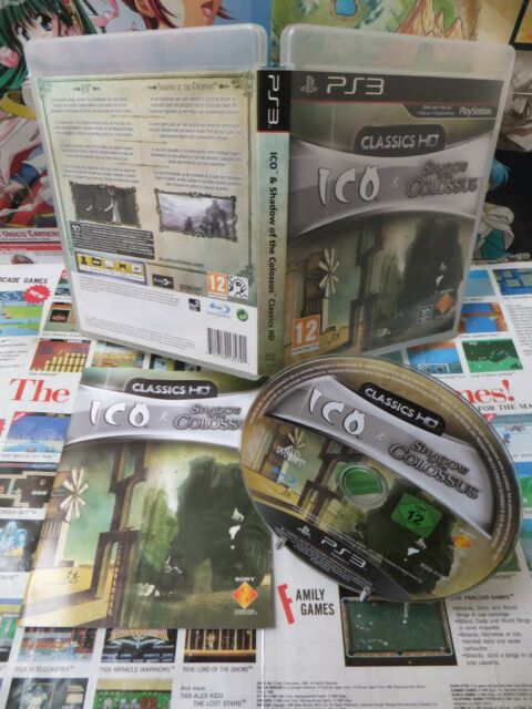 Playstation 3 PS3:ICO & Shadow of the Colossus - Classics HD [TOP] Fr