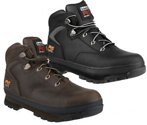 33d2e1a21a1 Details about Timberland Pro Steel Toe Work Safety Boots Euro Hiker 6201065  Mens
