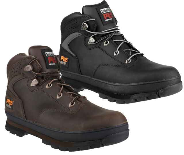 378ff425e8d Timberland Pro Steel Toe Work Safety Boots Euro Hiker 6201065 Mens