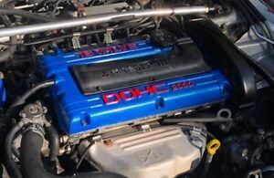 Custom Mitsubishi Eclipse Spark Plug cover DSM 4g63 1g 2g talon