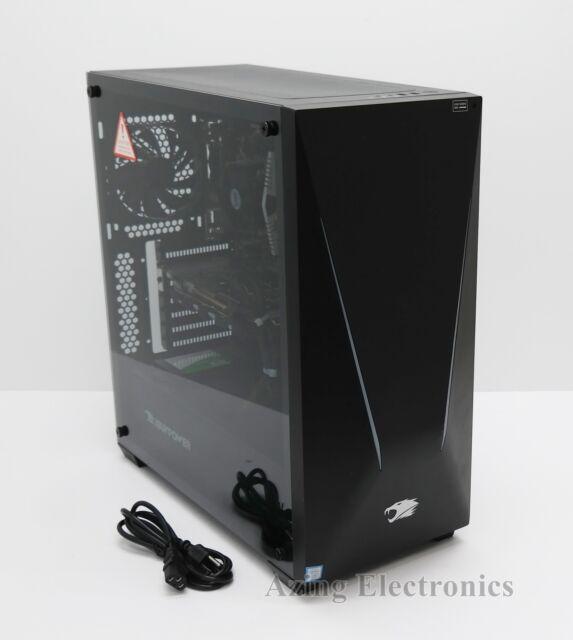 iBuyPower Trace930 Core i7-7700 3.60GHz 8GB 120GB SSD 1TB HDD GTX 1060 3GB