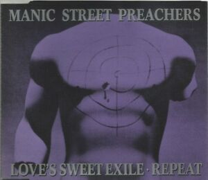 Manic-Street-Preachers-Love-039-s-Sweet-Exile-1997-CD-single