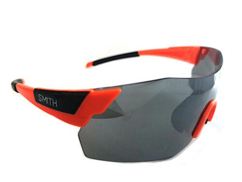 SMITH PIVLOCK MAX 3 x Interchangeable Lenses Sunglasses Safety Orange TF9 5W