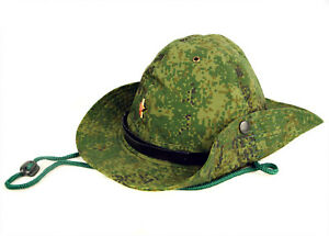93cde867645 Image is loading Russian-Boonie-Cap-Hat-Digital-Flora-Camo-Afghanistan-