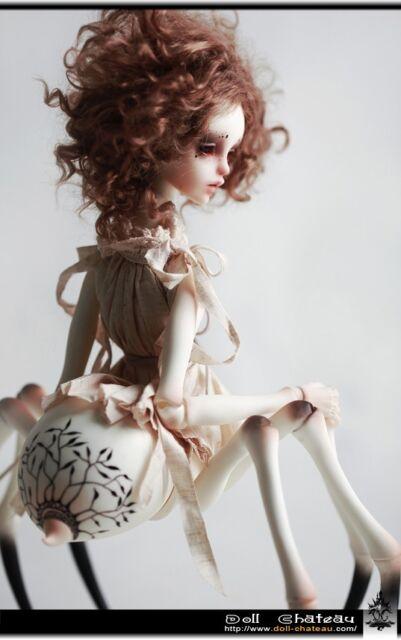 Elizabeth nude in STOCK Doll Chateau 1/4 girl super dollfie size MSD bjd