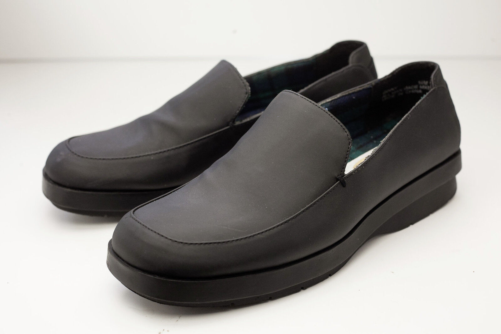 Talbots 5.5 Black Slip On Women's shoes