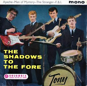 THE SHADOWS EP 034 SHADOWS TO THE FORE 0344 GREAT TRACKS  VGCOND - <span itemprop=availableAtOrFrom>Rotherham, United Kingdom</span> - THE SHADOWS EP 034 SHADOWS TO THE FORE 0344 GREAT TRACKS  VGCOND - Rotherham, United Kingdom