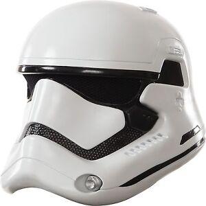 Star-Wars-Rubies-EPISODE-VII-7-Stormtrooper-STORM-TROOPER-Armor-Costume-Helmet