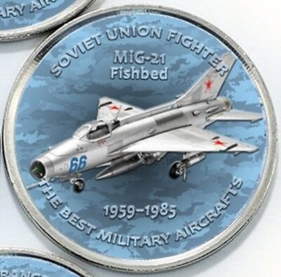 Zimbabwe 1 shilling 2017 F-117 Nighthawk US Stealth Aircraft 1983-2008 Airplane