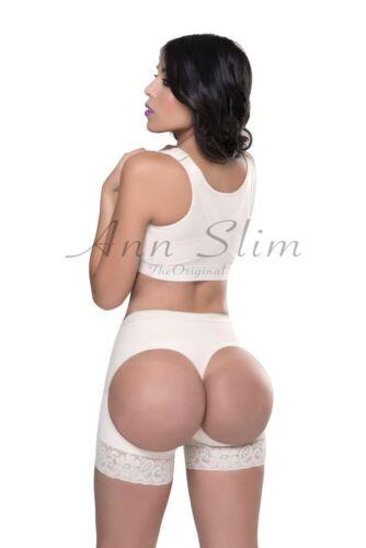 Faja Colombiana Ann Slim 1013 Short Butt Lifter Levanta Cola Moldea tus gluteos