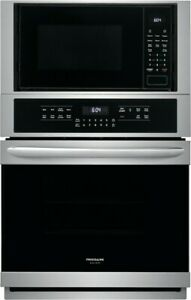 Details About Fgmc2765pf Frigidaire Gallery Series 27 Inch Electric Double Wall Oven