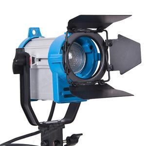 Fs150 Fresnel Tungsten Video Eclairage Continu 150w Spot Ampoule