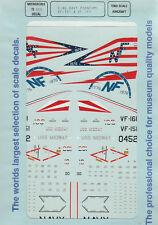 1/72 MicroScale Decals Navy Phantom F-4N VF-151 VF-161 Bicentennial USS Midway