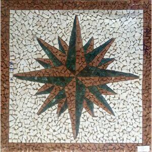 Rosoni-rosone-mosaico-in-marmo-su-rete-per-interni-esterni-66x66-MAJORCA-66-01