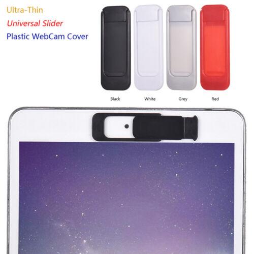 3pcs WebCam Cover Ultra-Thin Universal Slider Plastic Camera Cover Lens O4U3