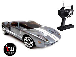 Image Is Loading New Iwaver M Ford Gt  Grey Rc