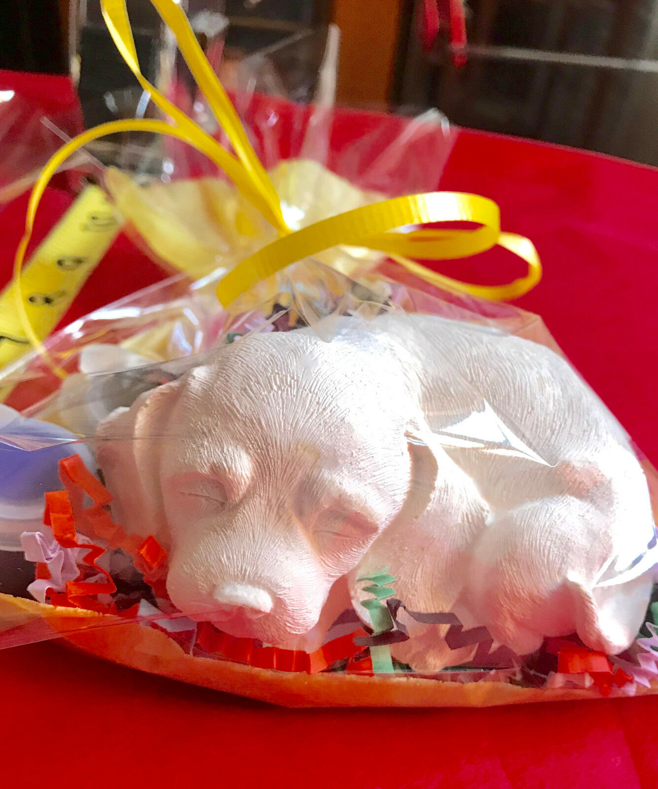 12 DOG party favors to paint.Creative.DIY, birthday. Free Shipping.PRICE PER 12