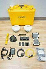 Trimble R8 Model 3 L1 L2 L2c L5 Gps Glonass Gnss Tsc3 Access Rover Base Rtk Set