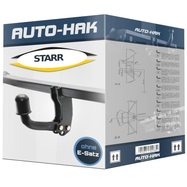 Für Skoda Octavia Kombi 04 13polig E-Satz neu AUTO HAK Anhängerkupplung starr