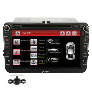 8 autoradio gps navi 2 din dvd player rds usb sd bt. Black Bedroom Furniture Sets. Home Design Ideas