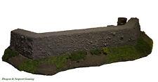 Resin 28mm Tank/Artillery Emplacement Wargames Terrain/Scenery Warhammer 40k