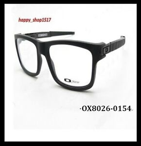 597c45e3469e6 Eyeglass Frames-Oakley CURRENCY RX EYEGLASSES FRAMEOX8026-0154 SATIN ...