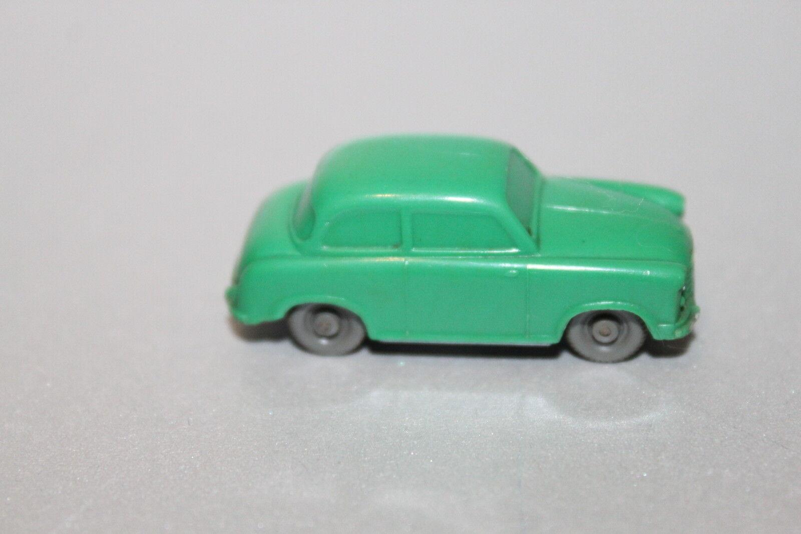 Wiking Wiking Wiking 40/11 Lloyd vert vitres BJ 1957-59 piste h0 433811