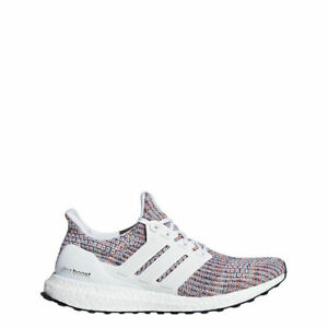 Details about Adidas Men's Ultra Boost NEW IN BOX FREE SHIPPING WhiteRedBlue CM8111 +