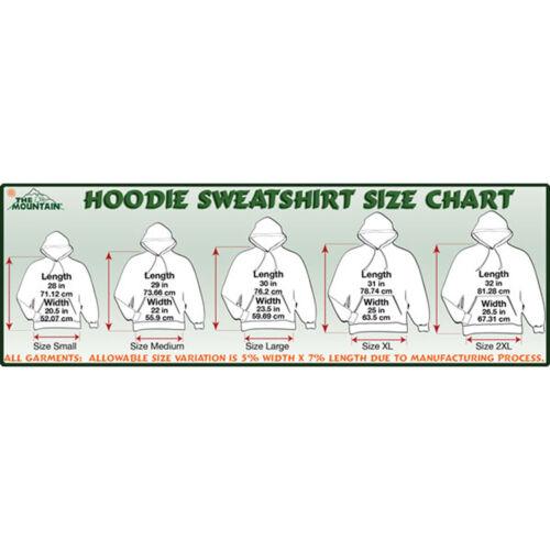 The Mountain Tiger Face Animal Nature Adult Unisex Hoodie Sweatshirt 723251