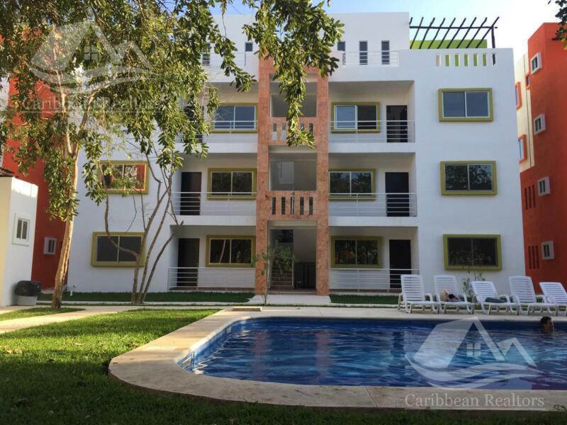 Departamento en Venta en Cancún Beelha Colegios Sm307