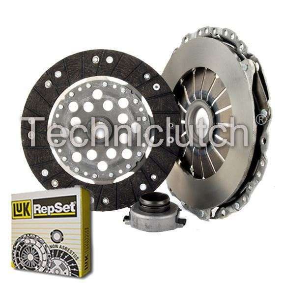 FOR CITROEN RELAY 2.2 HDi 120BHP 2006-12//2010  LUK 3 PIECE CLUTCH KIT OE QUALITY