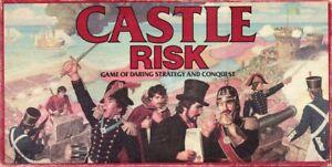 1986-Castle-Risk-Game-Replacement-Parts-Pieces-Armies-Parker-Brothers
