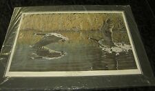 """Jean M. Dunn, """"Breaking Calm Waters"""" Signed, Limited Edition 1810/5050, 27x37"""""""