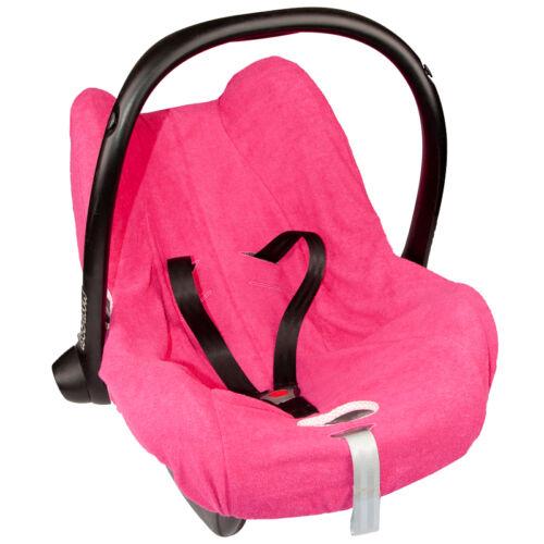 Car Seat Summer Cover terry cotton for Maxi cosi CABRIO FIX CITI CITY SPS PEBBLE