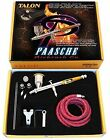 Paasche TG-3F Talon Airbrush Set Dual Action Gravity Feed