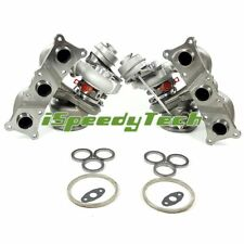 PSP Hi-flow Aluminum Turbo Outlets for MMP Stage 3 Turbos in