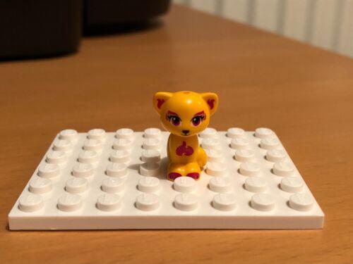 PANTHARA CHICO  //JEWEL 6 X LEGO FRIENDS CATS JYNX VEGA FELIX