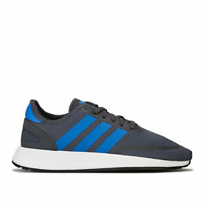 graduado De Dios Hecho un desastre  Junior Boys adidas Originals N-5923 Trainers In Grey- Lace Fastening- Knit  | eBay