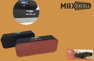 Cassa Bluetooth Speaker Altoparlante in Tessuto  usb sd Sound
