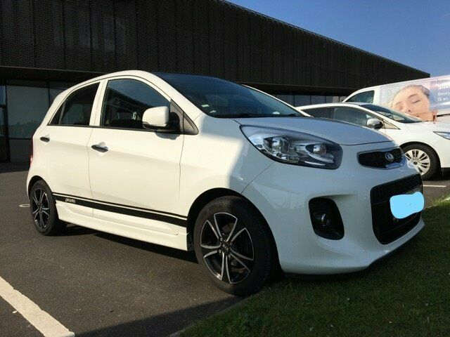 Kia Picanto 1,0 Collection Sport 5d