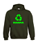 Karma-Recycling-Symbol-I-Radio-I-Patter-I-Fun-I-Funny-to-5XL-I-Men-039-s-Hoodie thumbnail 6