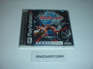 Details about New BEYBLADE: LET IT RIP game for Playstation / PS2 - FACTORY  SEALED !!