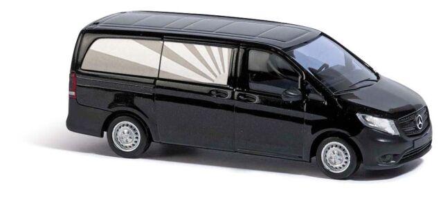 Busch 51131 - 1/87 - Mercedes-Benz Vito - Bestattungsfahrzeug - Neu